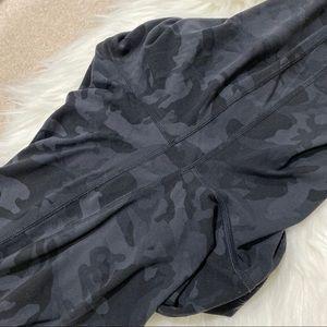 "lululemon athletica Pants - Lululemon leopard align crop  21"" leggings"